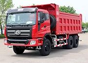 福田 瑞沃 310马力 6×4 自卸车(BJ5255ZLJ-2)