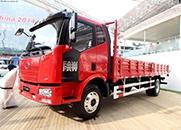 解放 J6L中卡 220马力 4×2 栏板载货车(CA1160P62K1L4A3E4)