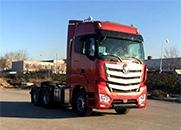 欧曼EST-A 重卡 460马力 6×4 牵引车(BJ4269SNFKB-AC)