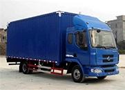 新乘龙M3 18吨 200马力 4X2 厢式 排半 载货车(LZ5163XXYM3AB)