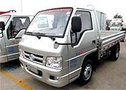 驭菱 112马力 汽油 栏板式 单排 载货车(BJ1032V5JL3-N4)
