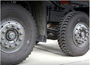 东风天龙天锦大力神前后左右车轮胎外螺丝螺母盖防锈塑料堵盖改装