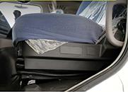 东风天龙天锦大力神153汽车座椅140气囊弹簧减震座椅司机座椅总成