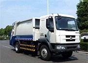 中联 180马力 4×2 压缩式垃圾车(ZLJ5160ZYSLZE4)