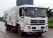 东风商用车 天锦 180马力 4×2 洗扫车(EQ5160TXS4)