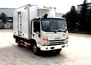 帅铃 124马力 4×2 冷藏车(HFC5041XLCP73K2C3-1)