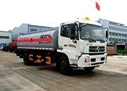 湖北成龙威 楚飞 185马力 4×2 化工液体运输车(CLQ5160GHY3D)
