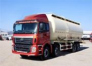 欧曼ETX9系 360马力 8×4 低密度粉粒物料运输车(BJ5313GFL-AB)