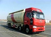 解放J6P 420马力 8×4 低密度粉粒物料运输车(CA5310GFLP66K24L7T4E4)