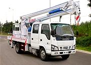 湖北江南 江特 121马力 4×2 高空作业车(JDF5060JGKN)