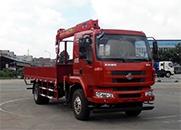 乘龙M3 180马力 4×2 随车起重运输车(LZ5163JSQM3AB)