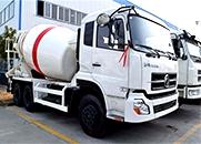 大力神 385马力 6×4 混凝土搅拌运输车(DFL5251GJBAX4)