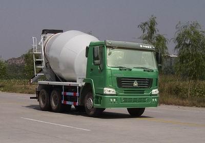 豪泺 ZZ5257GJBM3241 混凝土搅拌运输车