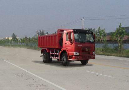 豪泺 ZZ3167M3811 自卸汽车