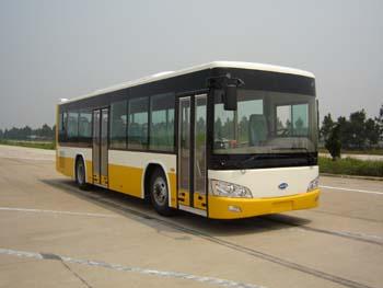 江淮 240马力 82/24-45人 城市客车(HK6105G)
