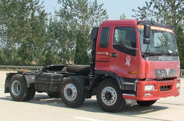 欧曼牵引汽车 bj4251snfjb图片