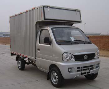 北京微型厢式小货车怎么限行图片