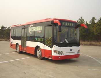 江淮 220马力 64/15-35人 城市客车(HK6910G4)