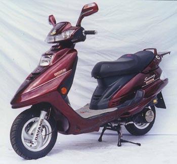 大阳两轮摩托车 dy125t-4a