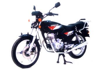 轻骑两轮摩托车 qm125-11