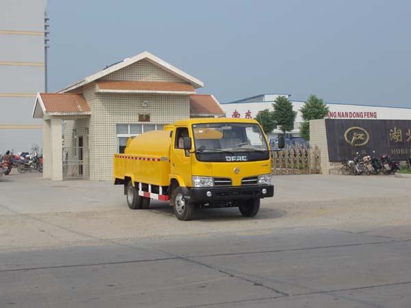 湖北江南 江特 160马力 4×2 高压清洗车(JDF5050GQX)