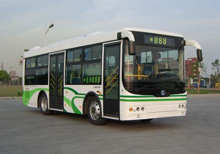 申龙 180马力 55人 城市客车(SLK6855UF5)