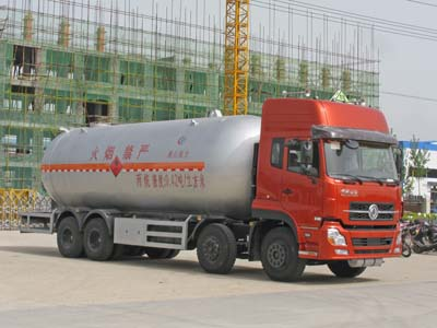 湖北程力 程力威 260马力 8×4 液化气体运输车(CLW5311GYQD)