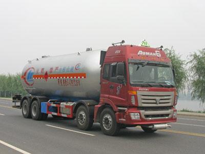 湖北程力 程力威 290马力 8×4 液化气体运输车(CLW5311GYQB)