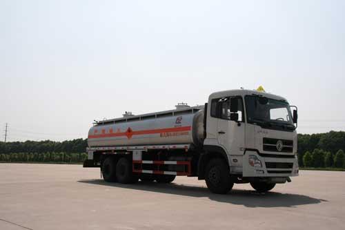 随州力神 醒狮 245马力 6×4 化工液体运输车(SLS5251GHYD3)