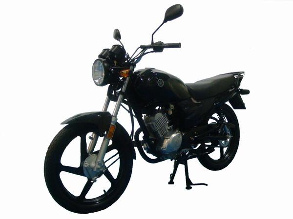 建设雅马哈两轮摩托车 jym125-3e