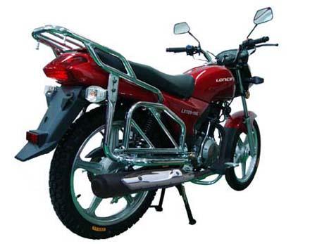 隆鑫两轮摩托车 lx125-55c