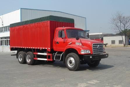 乘龙蓬式运输车 lz5160xxypgdl