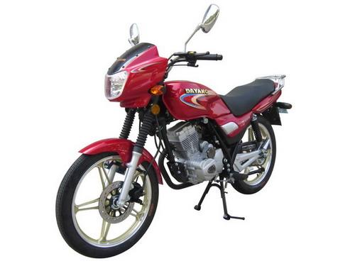 大阳两轮摩托车 dy125-22h