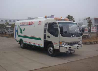 湖北合力 神狐 129马力 4×2 吸尘车(HLQ5061TXC)