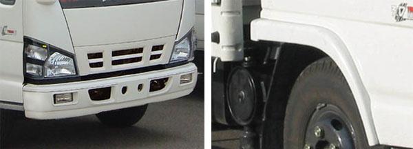 湖北合力 神狐 121马力 4×2 吸尘车(HLQ5071TXC)