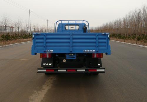 奥驰 130马力 排半栏板轻卡(FD1090P4KS)