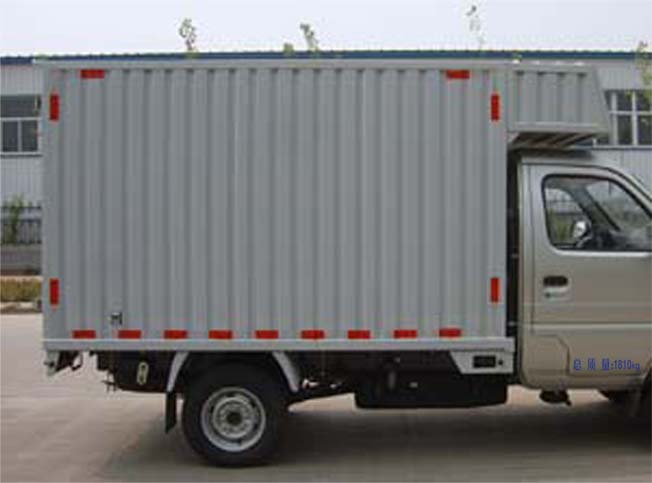 长安厢式运输车 sc5022xxydb4图片