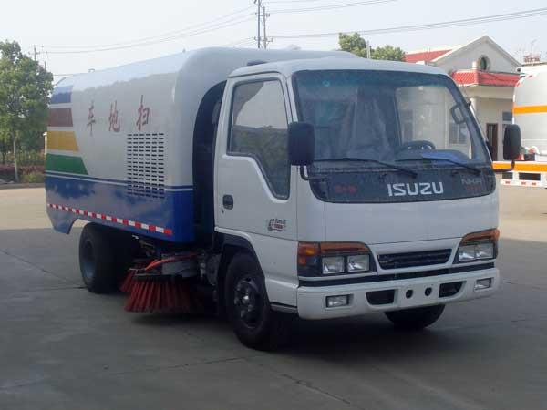 随州东正 炎帝 95马力 4×2 扫路车(SZD5050TSLQ)