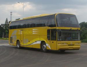 常德大汉 大汉客车 375马力 24-59人 旅游客车(HNQ6128H)