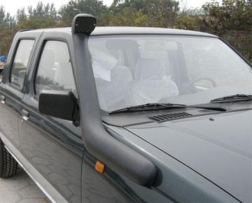 郑州日产 锐骐 两驱 标准型 皮卡(ZN1022U2X)
