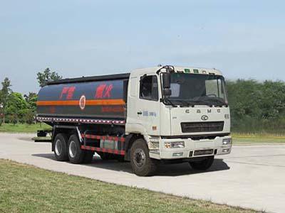 华菱 华菱之星 260马力 6×4 加油车(HN5240P29E2M3GJY)
