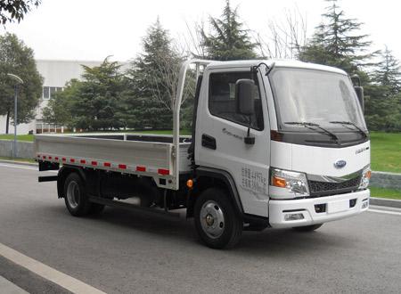 开瑞绿卡S 129马力 单排栏板轻卡(SQR1042H02D)
