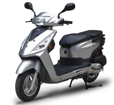 大阳两轮摩托车 dy125t-28
