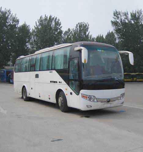 郑州宇通 宇通客车 280马力 49人 旅游团体客车 ZK6110HAZA