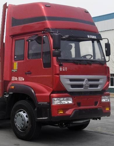 斯达斯太尔载货汽车 zz1251m6041d1l