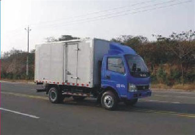 奥驰 103马力 单排厢式轻卡(FD5044XXYD12K)