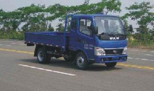 奥驰 79马力 排半栏板轻卡(FD1041P12K)
