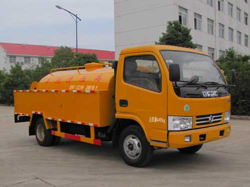 随州东正 炎帝 100马力 4×2 清洗车(SZD5040GQX4)