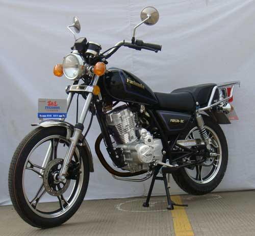 富先达两轮摩托车 fxd125-2c