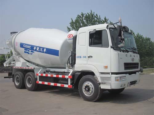 华菱之星 385马力 6×4 混凝土搅拌运输车(HN5250P35C6M3GJB)